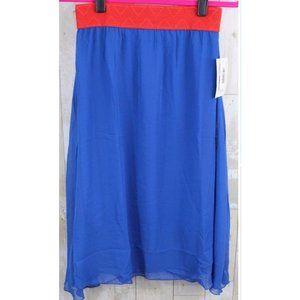 LuLaRoe Lola Skirt - XS
